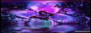 purple butterflys