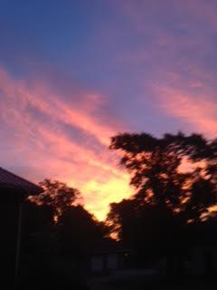 sundays sunrise