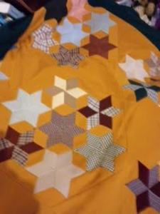 yellow quilt part 3