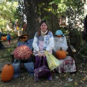 this is Me at the Pumpkin Patch